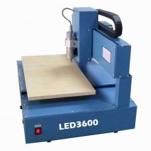 LED雕刻机 线路板雕刻机LED3600