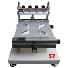 smt丝印机 锡膏印刷机 S7