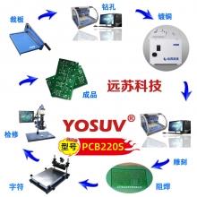 远苏精电实验室高精密电路板制作系统 PCB220S