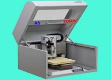 厂家直销视觉定位线路板雕刻机A6,精度高,采用视觉对位更精确